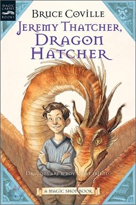 A Magic Shop Book : Jeremy Thatcher, Dragon Hatcher