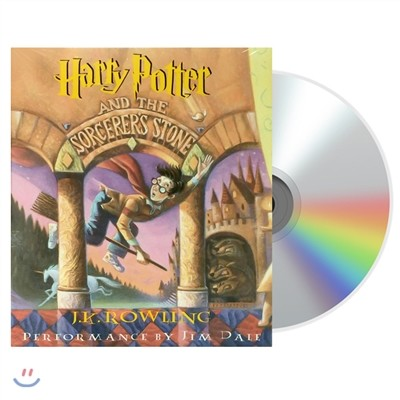 Harry Potter and the Sorcerer's Stone :  : Audio CD