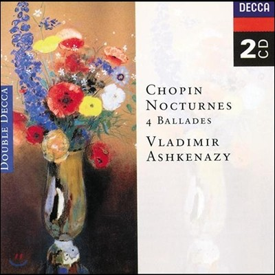 Vladimir Ashkenazy 쇼팽: 녹턴, 발라드 - 블라디미르 아쉬케나지 (Chopin: Nocturnes, Ballades)