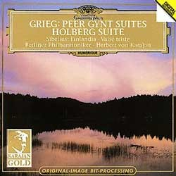 Herbert Von Karajan 그리그: 페르 귄트 / 시벨리우스: 핀란디아 (Greig: Peer Gynt, Holberg Suites) 카라얀