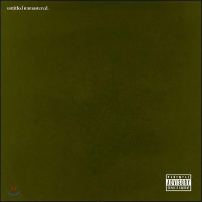 Kendrick Lamar - Untitled Unmastered. (켄드릭 라마 미공개 음원 모음집)