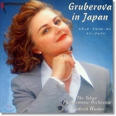그루베로바의 예술 : 1990 ~ 1993년 일본공연 실황