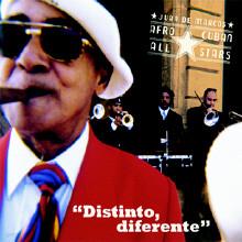 Afro Cuban All Stars - Distinto. Diferente