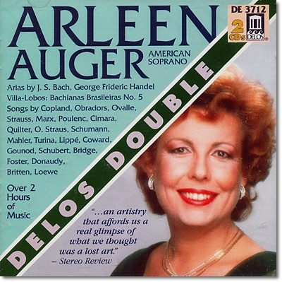 Arleen Auger 아를린 오제 (American Soprano)