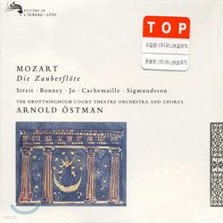 Mozart : Die Zauberflote : The Drottningholm Court Theatre : Ostman