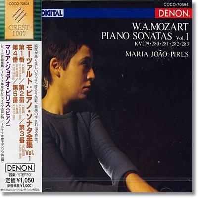 모차르트 : 피아노 소나타 1집  K.279 ~ 283