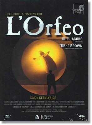 Rene Jacobs 몬테베르디: 오르페오 (Monteverdi: L'Orfeo)