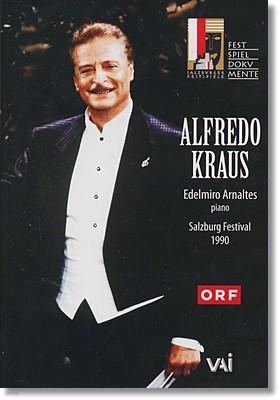 알프레도 크라우스 - 잘쯔부르크 페스티발 1990