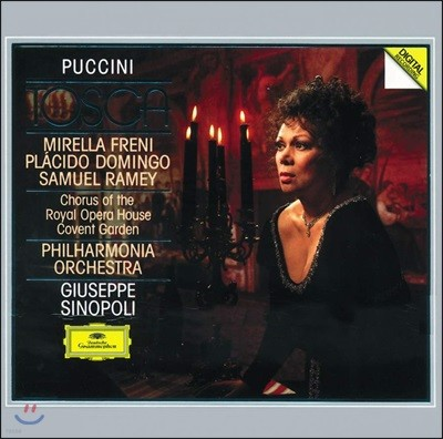 Mirella Freni 푸치니: 토스카 (Puccini: Tosca)