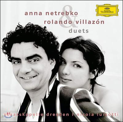 듀엣 - 안나 네트렙코 / 롤란도 빌라존 (Anna Netrebko / Rolando Villazon - Duets)