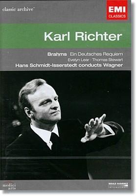 Karl Richter 브람스: 독일 레퀴엠 - 칼 리히터 (Brahms : Ein Deutsches Requiem)