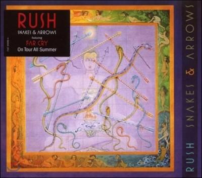Rush (러쉬) - Snakes & Arrows
