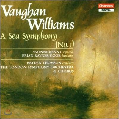 Bryden Thomson 랄프 본 윌리엄스: 교향곡 1번 '바다' (Ralph Vaughan Williams: A Sea Symphony)