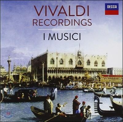 이 무지치 - 비발디 레코딩 (I Musici - Vivaldi Recordings)