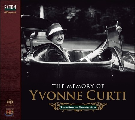 이본 쿠르티 바이올린 작품 2집 (The Memory of Yvonne Curti)