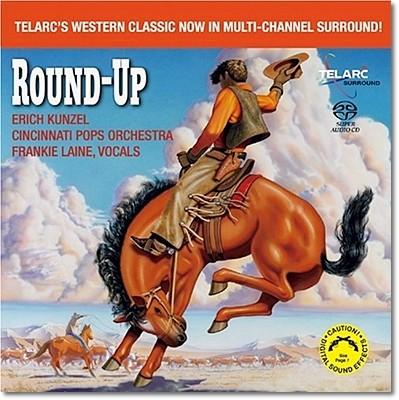 Erich Kunzel 라운드 업 - 서부영화 테마곡 (Round Up) 에리히 쿤젤