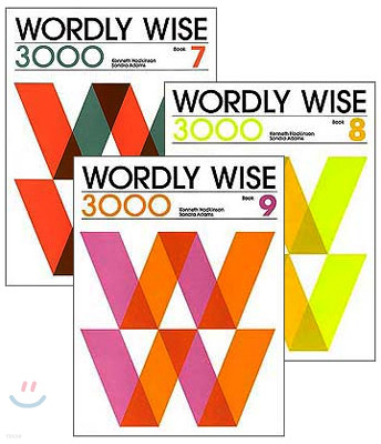 Wordly Wise 3000 : Book 7-9 Set (전 3권)