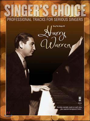 Sing the Songs of Harry Warren