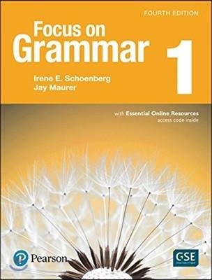 Focus on Grammar 1 : Student Book, 4/E