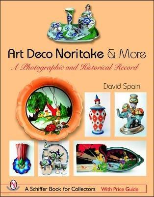 Art Deco Noritake & More