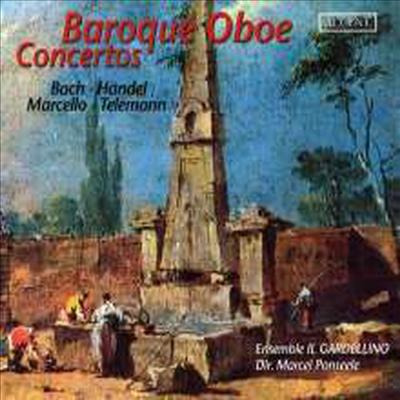 바로크 오보에 협주곡집 (Baroque Oboe Concertos) (Digipack)(CD) - Marcel Ponseele