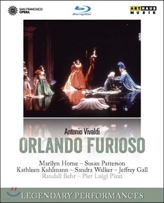 Marilyn Horne / Randall Behr / Pier Luigi Pizzi 비발디: 오를란도 푸리오소 - 피에르 루이지 피치 연출 (Vivaldi: Orlando Furioso)