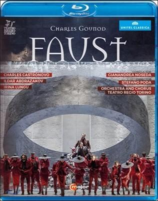 Gianandrea Noseda / Charles Castronovo / Stefano Poda 구노: 오페라 '파우스트' - 스테파노 포다 연출 (Charles Gounod: Faust)