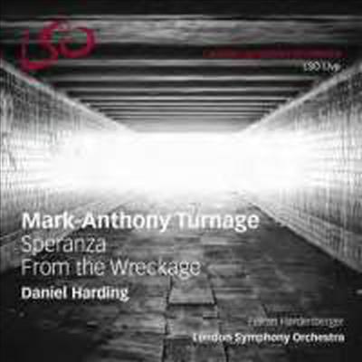 터니지: 희망 & 트럼펫 협주곡 '난파선에서' (Turnage: Speranza & From The Wreckage - Concerto For Trumpet And Orchestra) (SACD Hybrid) - Daniel Harding