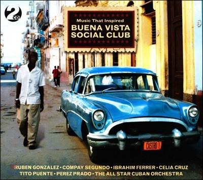 쿠바 음악 컬렉션 - 부에나 비스타 소설 클럽 (Music That Inspired Buena Vista Social Club)