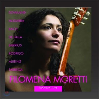 Filomena Moretti 필로메나 모레티 리사이틀 - 다울랜드 / 바흐 / 파야 / 바리오스 / 로드리고 / 알베니즈 / 타레가 (Recital - Dowland / Bach / De Falla / Barrios / Rodrigo / Albeniz / Tarrega)