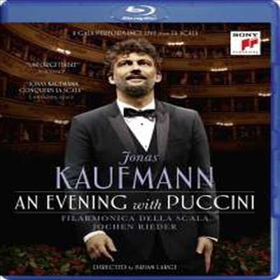 요나스 카우프만이 노래하는 푸치니: 오페라 아리아 (Jonas Kaufmann - An Evening with Puccini) (Blu-ray) (2015)(2016) - Jonas Kaufmann