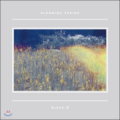 블락비 (Block B) - 미니앨범 5집 : Blooming Period
