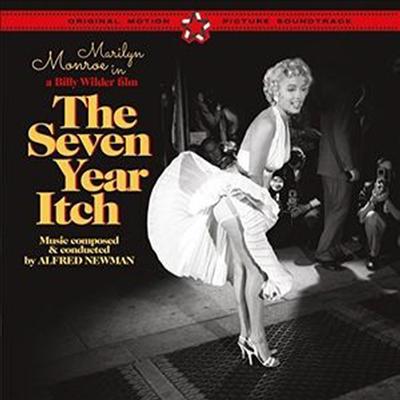 O.S.T. - The Seven Year Itch (7년만의 외출) (23 Bonus Tracks)(Soundtrack)(CD)