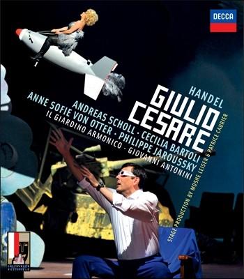 Andreas Scholl / Cecilia Bartoli / Philippe Jaroussky 헨델: 줄리오 체사레 - 안드레아스 숄, 체칠리아 바르톨리, 조반니 안토니니 (Handel: Giulio Cesare)