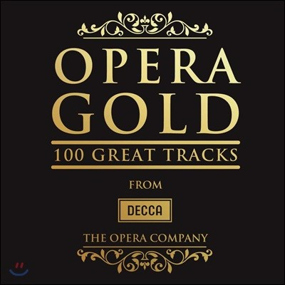 데카 오페라 골드 100 (Decca Opera Gold 100 Great Tracks - The Opera Company)