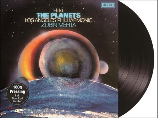 Zubin Mehta 홀스트: 혹성 (Gustav Holst: The Planets) 주빈 메타, 로스엔젤레스 필하모닉