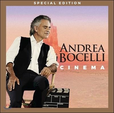 Andrea Bocelli 시네마 - 안드레아 보첼리가 부르는 영화음악 (Cinema)