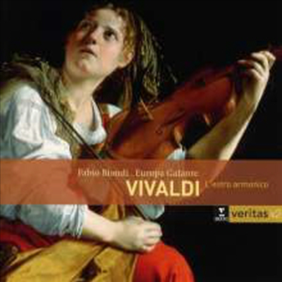 비발디: 화성의 영감 (Vivaldi: Concerti op.3 Nos.1 - 12 'L'Estro Armonico') (2CD) - Fabio Biondi