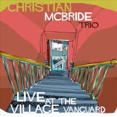 Christian McBride Trio - Live At The Village Vanguard 2014 (Gatefold)(Vinyl 2LP)