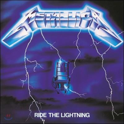 Metallica - Ride The Lightning (Remastered 2016)