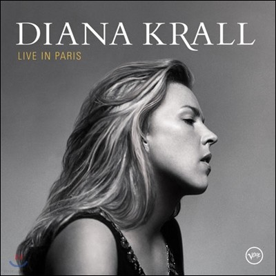 Diana Krall - Live in Paris (다이아나 크롤 - 2001년 11월 파리 올림피아 홀 라이브) [2LP]