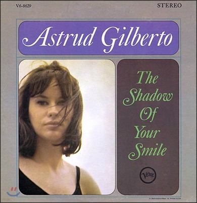 Astrud Gilberto - The Shadow Of Your Smile [LP]