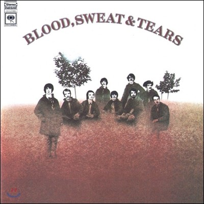 Blood, Sweat & Tears (블러드 , 스�� 앤 티어스) - Blood, Sweat & Tears [2LP]