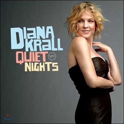Diana Krall (다이애나 크롤) - Quiet Nights [2 LP]