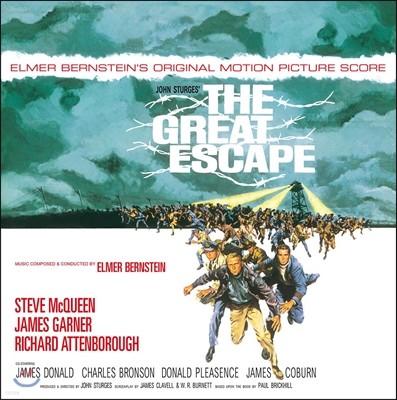The Great Escape (대탈주) OST (Elmer Bernstein) [LP]