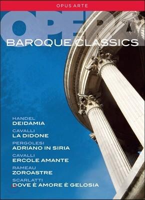 바로크 오페라 클래식스 (Baroque Opera Classics)