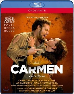 Christine Rice / Bryan Hymel 비제: 오페라 '카르멘' (Bizet: Carmen) 크리스틴 라이스, 브라이언 히멜, 로열 오페라하우스 오케스트라