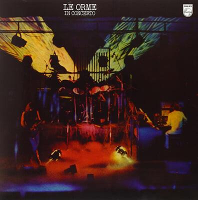 Le Orme (레 오르메) - In Concerto [LP]