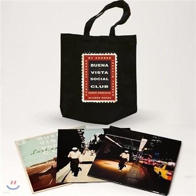Buena Vista Social Club [Vinyl] & Tote Bag (브에나 비스타 소셜 클럽 LP 3종 & 고급 토트백 패키지 30세트 한정 수입)