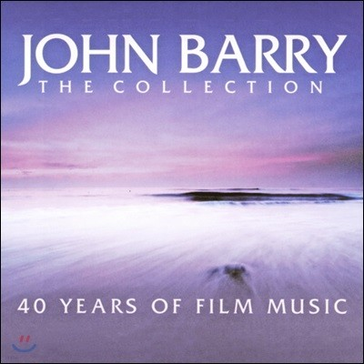 John Barry - The Collection: 40 Years Of Music (존 배리의 영화음악 세계)